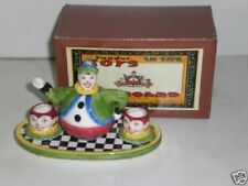"Toys In the Cupboard Clown Mini Tea Set by Vandor ""NIB"