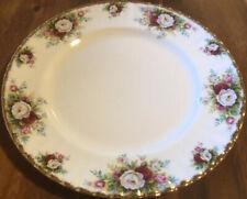 Royal Albert CELEBRATION Dinner Plate Bone China Excellent Condition