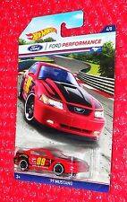 Hot Wheels  '99 Mustang  Ford Performance #4 DJK88-0910