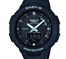 CASIO Baby-G BSA-B100-1AER G-Squad Athleisure Style - Bluetooth - listino 119 eu