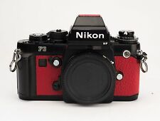 Nikon F3 Hp Replacement Cover - Laser Cut Genuine Leather