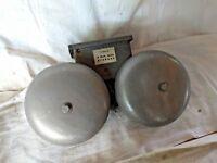 Vintage Dan Mac Loud Ring Extension Bell School Gas Telephone Used