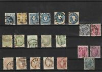 austria early stamps  ref 12124