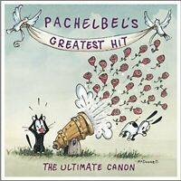 Pachelbel's Greatest Hit - Various (NEW CD) The ultimate collection of Pachabel'