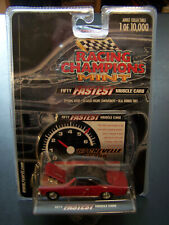 1967 Chevy Chevelle SS396 Red Racing Champions Mint (2001)