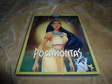Pocahontas (1995) [Blu-Ray + DVD + Digital HD] WITH SLIP COVER BOX