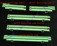 SINGLE MOTIF Brother Knitting Machine KH840 KH860 KH864 KH868 KH881 KH890 KH891