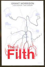 The Filth by Grant Morrison & Chris Weston-Trade Paperback Edition-2002