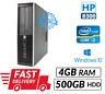 Cheap PC HP Compaq Elite SFF 8300 Core i3 3220@3.30GHz 4GB RAM 500GB HDD Win 10