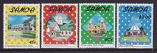 1988 Samoa Christmas - MUH Complete Set