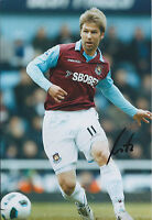 Thomas HITZLSPERGER Signed Autograph 12x8 Photo AFTAL COA West Ham United