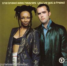 THE BRAND NEW HEAVIES - You've Got A Friend (UK 6 Tk CD Single Pt 2)