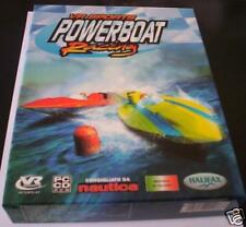 POWER BOAT RACING gioco pc originale corse motoscafi