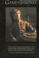 Game of Thrones season 2 Quotable cards you pick one