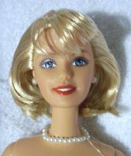 NUDE-Barbie-26288-Head Mold:Generation-Body Type:Twist 'n Turn-Hair:Blonde