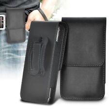 Étuis, housses et coques avec clip noirs Pour Sony Xperia M4 Aqua pour téléphone mobile et assistant personnel (PDA)