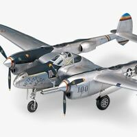 [1/48] 12282 P-38J COMBINATION VERSION #12282 ACADEMY HOBBY MODEL KITS