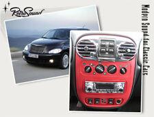 For Chrysler PT Cruiser Youngtimer Vintage Car Radio DAB+ Fm USB Bluetooth Aux