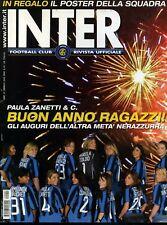 Inter Football Club anno 2004 n° 01 senza poster