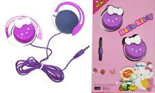 Auriculares Estéreo Modelo Hello Kitty Para IPHONE Ipod MP3 MP4 MP5 PC DVD