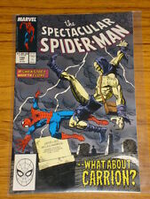 SPIDERMAN SPECTACULAR #149 VOL1 MARVEL COMICS APRIL 1989