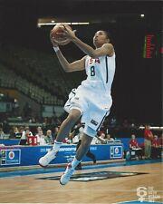 ANGEL MCCOUGHTRY USA BASKETBALL 8x10  COLOR PHOTOGRAPH #1 -  ATLANTA DREAM WNBA
