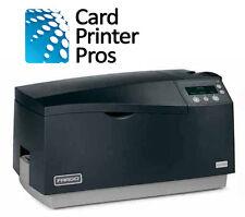 Fargo DTC550 Dual Sided PVC ID Card Badge Printer (60-Day Warranty)