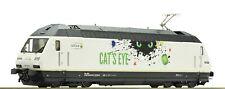 Roco AC 79643 Electric locomotive Re 465 SWISS Cateye with Sound