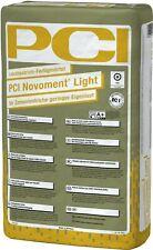 PCI Novoment® Light 30 kg Leichtestrich-Fertigmörtel für Zementestriche Estrich