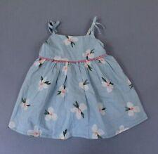 OshKosh BGosh Girls Sleeveless Baja Floral Dress TM8...