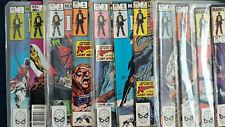 MASSIVE LOT of Vintage Indiana Jones Comics! Marvel and MORE!