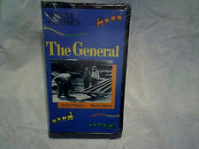 The General Buster Keaton Vhs Movie,Sealed,1926 b&w,marion mack,glen cavender