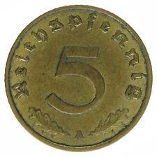 Deutsches Reich, 5 Reichspfennig 1937 A, A18753
