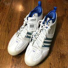 Adidas Sample TS Reggie III Mi White Football Cleats Bush Signature Series Sz 12