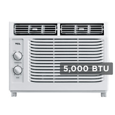 TCL 5,000 BTU Window Air Conditioner w/ 150 Sq. Ft. Cooling Area