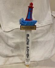 BLUE POINT Toasted Lager LighthouseTap Handle. Long Island NY