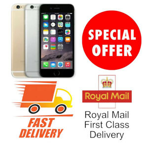 iPhone 6  64GB Factory Unlocked SIM Free Excellent condition Smart Phone