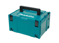 Makita Portable Large Tool Box Storage Organizer Container Chest Case Latches
