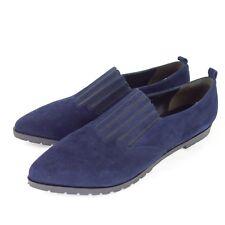 Kennel & Schmenger Damen Schuhe Ballerinas Slipper Flash Leder Gr 39 Np 199 Neu