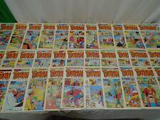 Job Lot of Dandy Comics