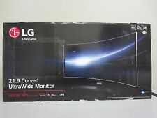 "LG 34UC88-B 34"" Inch Curved UltraWide QHD IPS Monitor w/ USB Quick Charge"