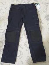 "Mascot Workwear Laronde Pants Trousers Dk Navy 11179 Size EU C56/ US 40.5x35"""