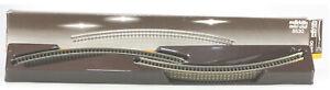 Märklin #8530  Z Gauge Curve Track Section, New Box of 10 Pieces