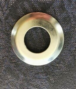 Classic Mini crank pulley bolt locktab washer crankshaft 12A398 cooper austin BL