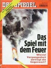 SPIEGEL 23/2002 Der Umgang mit der deutschen Geschichte
