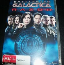 Battlestar Galactica: Razor (Australia Region 4) DVD – Like New