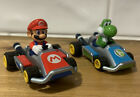 Nintendo Mario Kart Racing Slot Cars Mario Yoshi Cars Only Carrera First TESTED