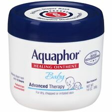 Aquaphor Baby Healing Ointment Advanced Therapy Skin Protectant 14 Ounce 14oz