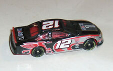 Mobil 1 Ford Taurus #12 Nascar 1/64 Scale  Diecast Model in Original Box See!