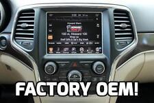 JEEP® GRAND CHEROKEE GPS NAVIGATION SYSTEM RADIO RA4 VP4 NA 8.4AN 2014 2015 2016